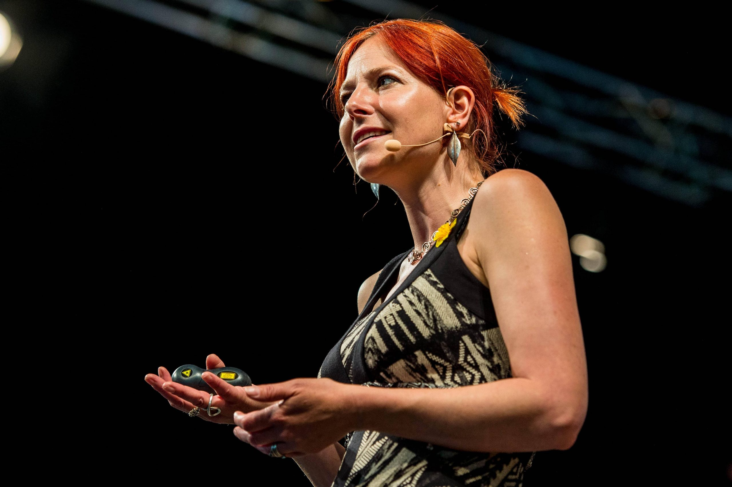 Alice Roberts, Chair, Good Grief Bristol