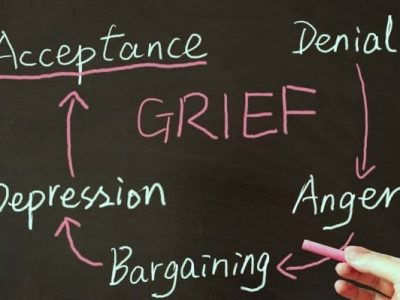 Grief demystified image
