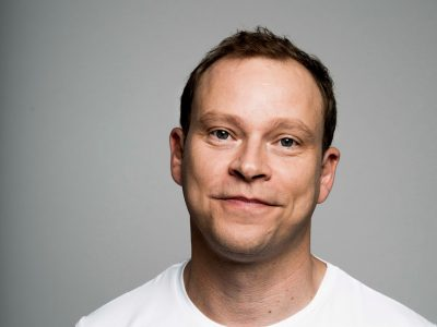 Facilitator Robert Webb, Good Grief